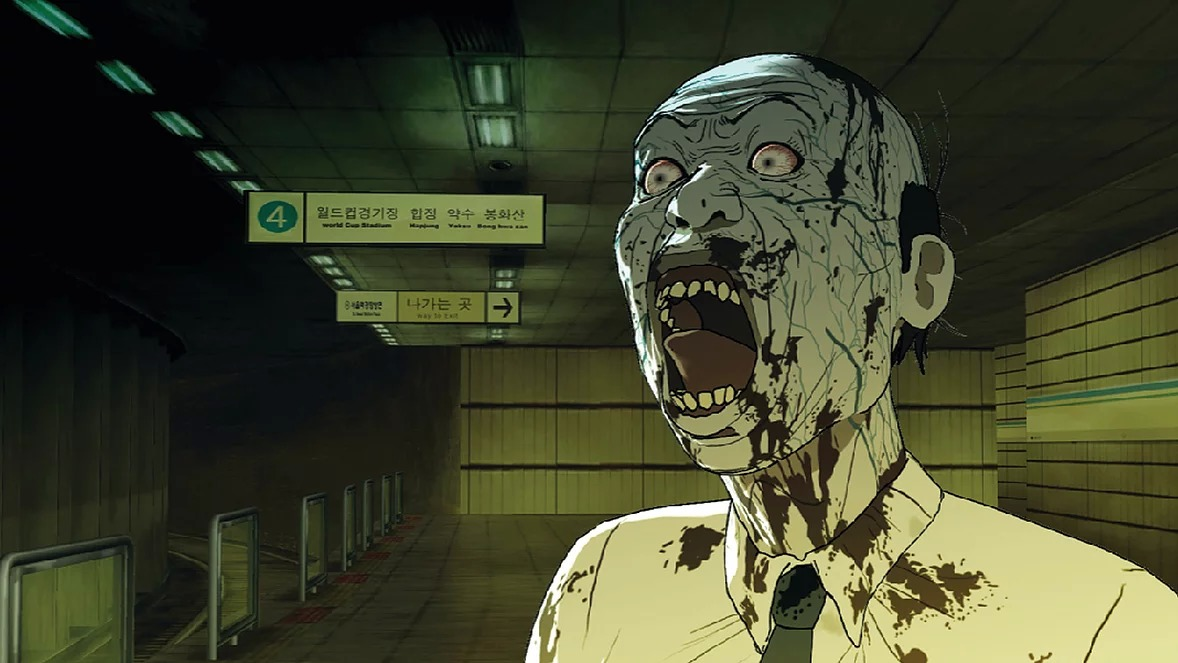 TRAIN TO BUSAN prequel SEOUL STATION set for U.S. release; poster, trailer and info