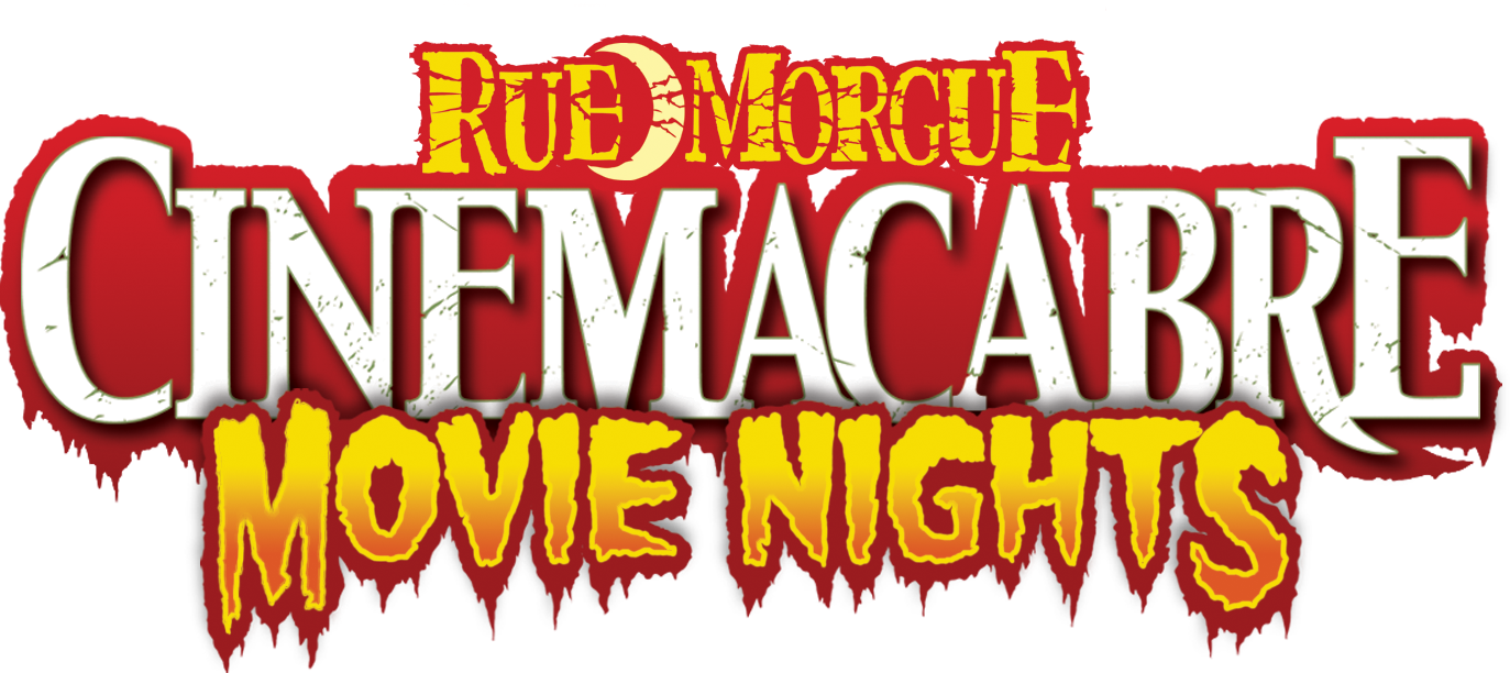 Logo of Rue Morgue Coffin Box