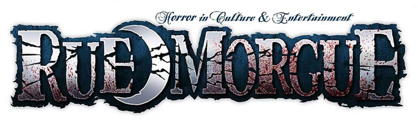 Logo of Rue Morgue