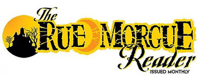 Logo of Rue Morgue Reader