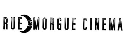 Logo of Rue Morgue CineMacabre Movie Nights