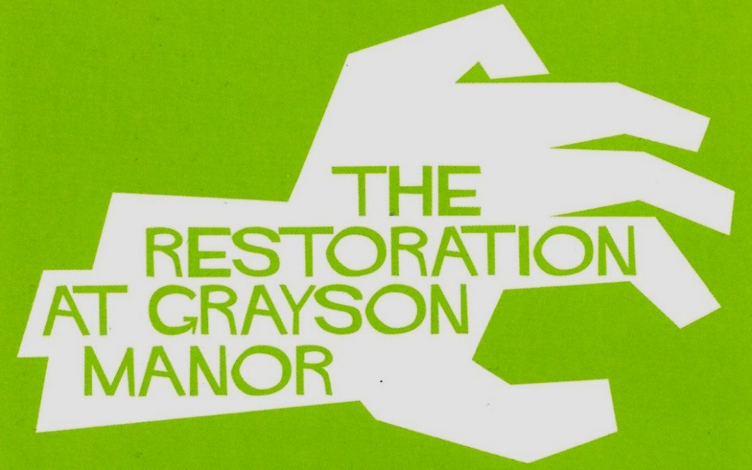 Fantasia/Frontières Exclusive: NSFW concept video and comments for Glass Eye Pix's THE RESTORATION AT GRAYSON MANOR