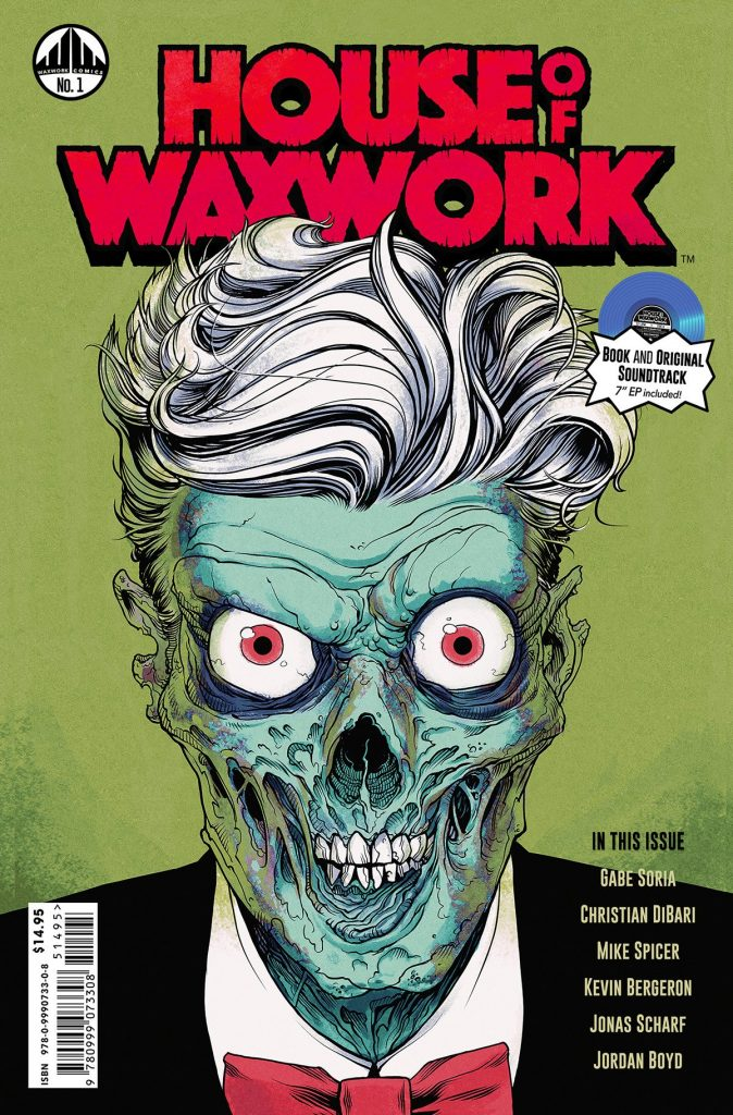 We Delve Into The House Of Waxwork Volume 1 | Rue Morgue