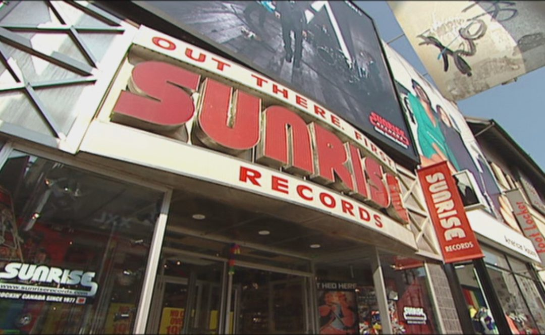 Rue Morgue joins forces with Sunrise Records across Canada