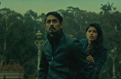 Marvelous Directed By Co Writer Milind Rau And Starring Siddharth, Who Also Co Wrote  And Produced, THE HOUSE NEXT DOOR Follows A Young Couple And The Family Who  Moves ...