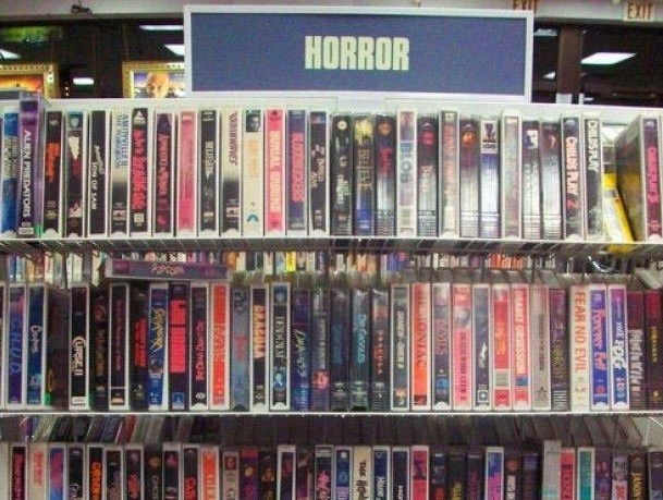 """THAT TIME """"20/20"""" SHAMED KIDS FOR RENTING VHS HORROR MOVIES"""