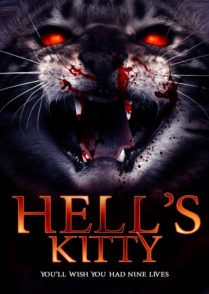 "Movie Review: ""HELL'S KITTY"" leaps out of the litter box and"