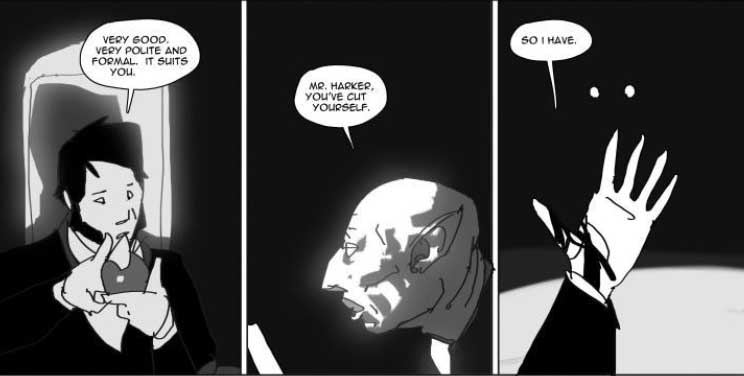 """THE PLAGUE CONTINUES: """"NOSFERATU"""" FROM NARWHAL COMICS"""