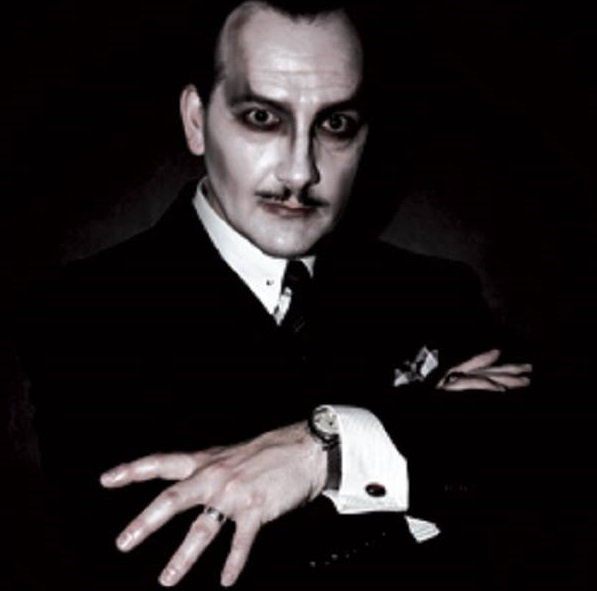 Conjuring 'Evil Spirits' With The Damned's Dave Vanian