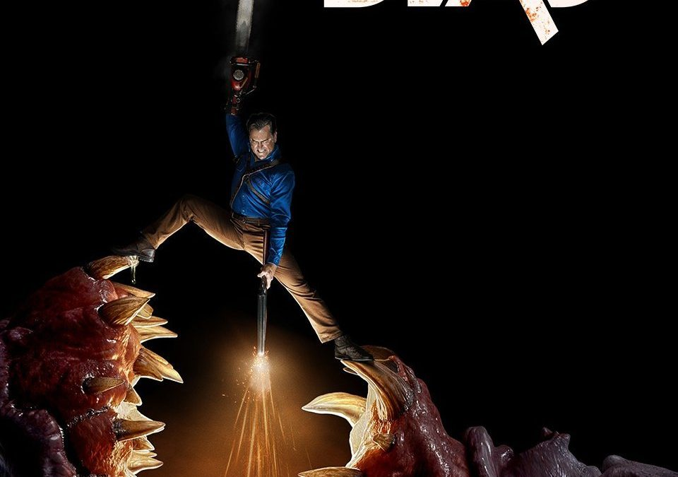 """ASH VS. EVIL DEAD"" AND A HOST OF CRITICS"