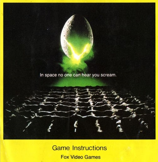 THAT TIME ATARI REPLACED PAC-MAN GHOSTS WITH XENOMORPHS