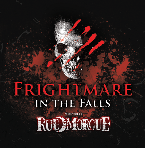 Rue Morgue partners with FRIGHTMARE IN THE FALLS for ultimate Halloween horror festival