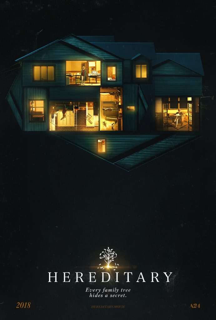 """Movie Review: Believe the hype—""""HEREDITARY"""" is hypnotic and"""