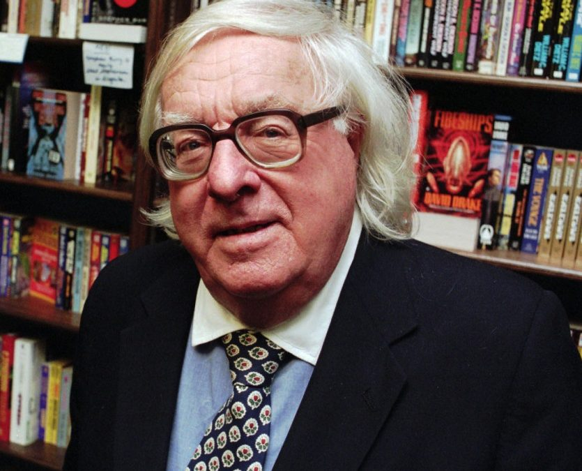 "Tune in for a classic tale from RAY BRADBURY on ""WHEN HORROR MEETS SCIENCE FICTION"""