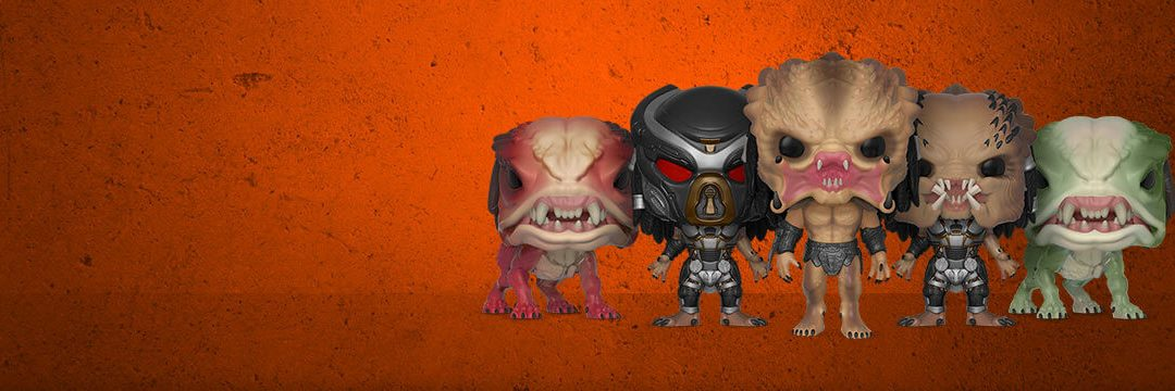 """Join the hunt with Funko's New Pop Line based on """"The"""