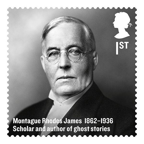 "Tune in to the latest tale of terror from ""THE GHOST STORIES OF M.R. JAMES"""