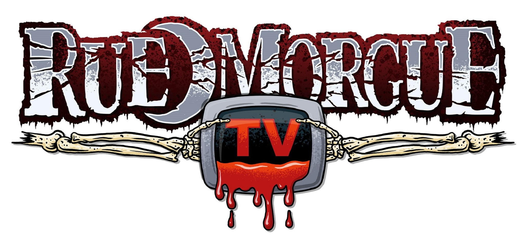 Logo of Rue Morgue TV