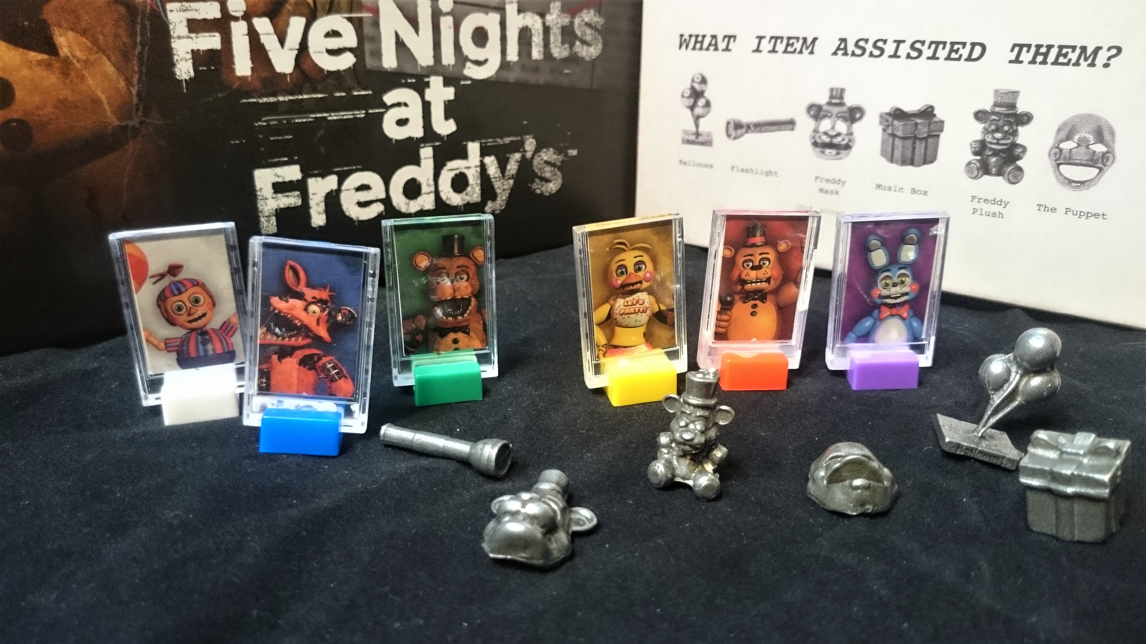 """Clue: Five Nights At Freddy's"""" is a welcome update on a"""