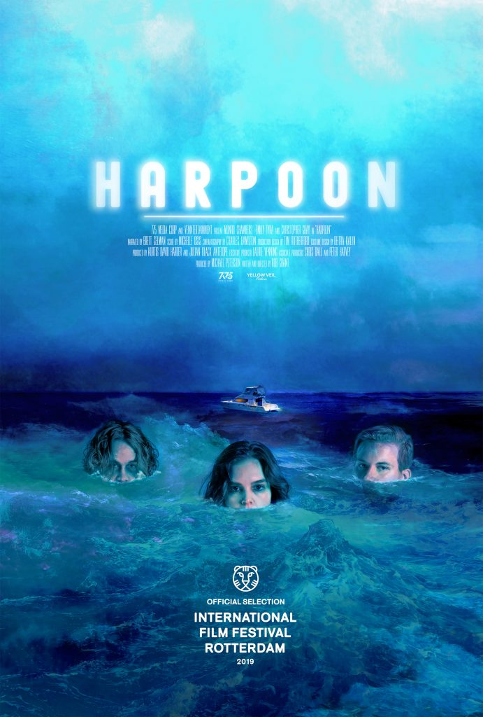 """Only one floats down here in exclusive """"HARPOON"""" clip   Rue Morgue"""