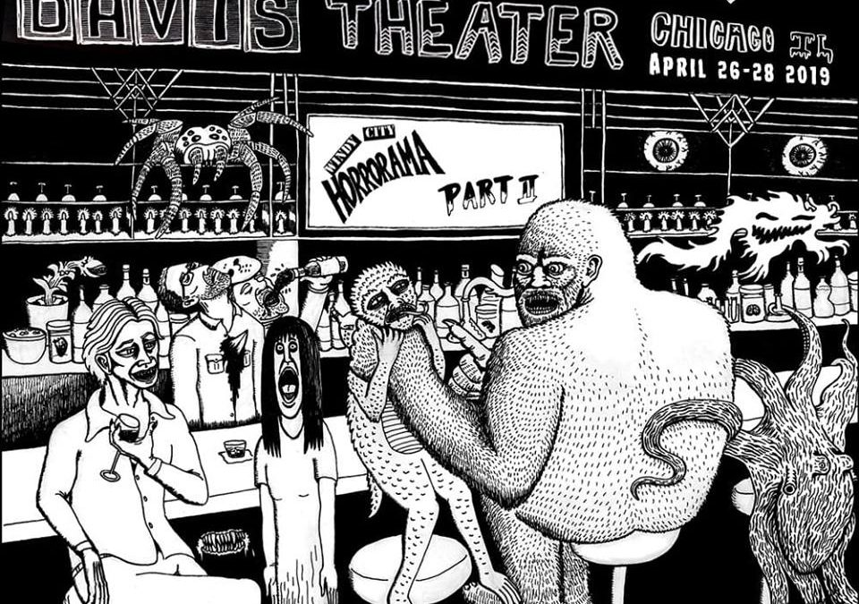 Windy City Horrorama Announces Two Centerpiece Screenings and Kickoff Double Feature