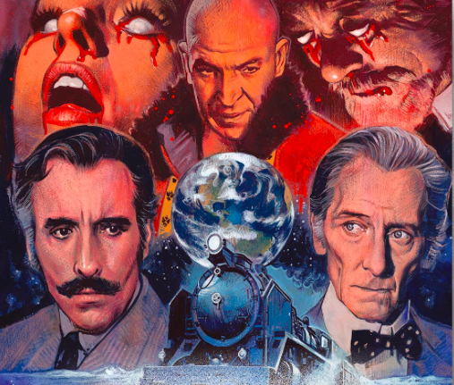 """Blu-Ray Review: Arrow Video Puts """"Horror Express"""" Back On Track"""