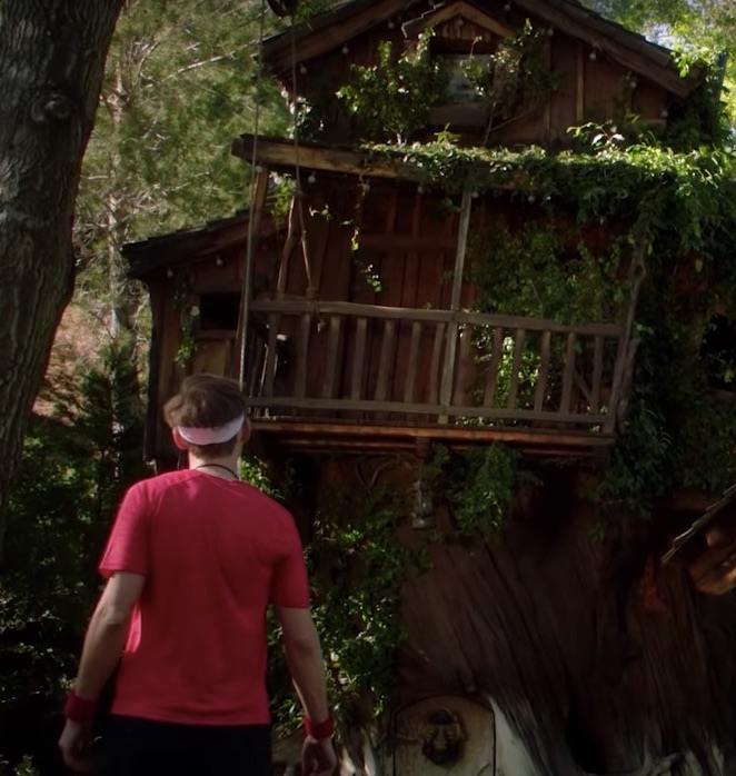 "Movie Review: ""INTO THE DARK: TREEHOUSE"" is structurally"