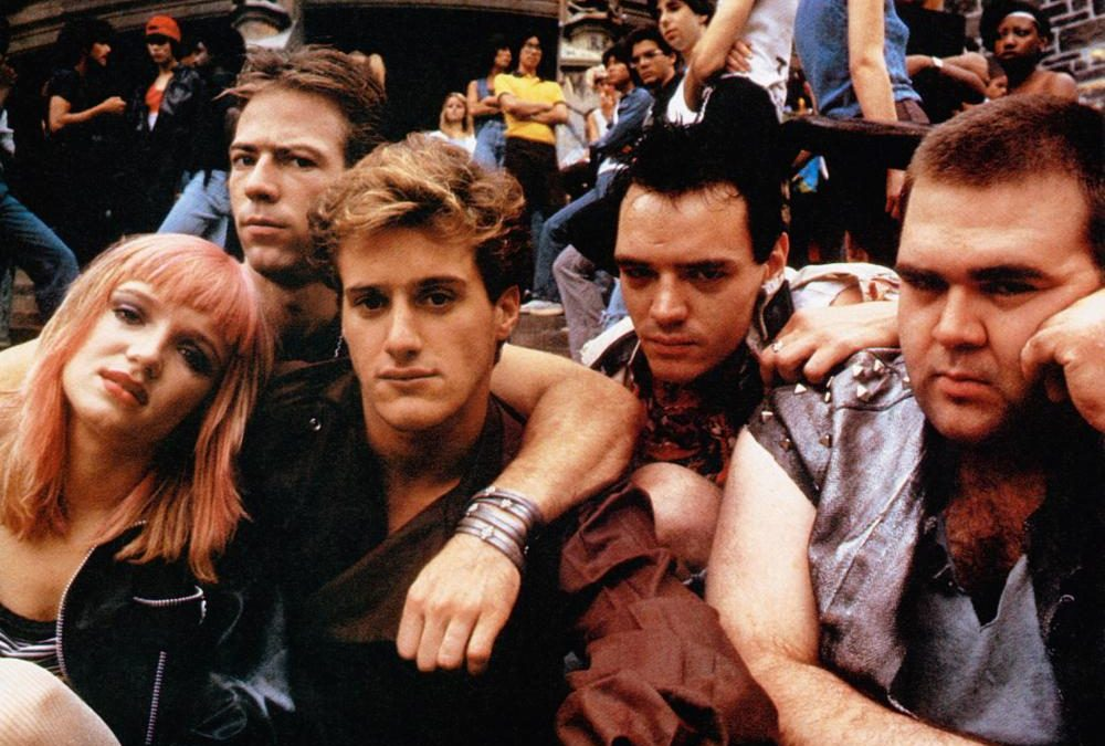 """BLU-RAY REVIEW: THE BEST DAYS OF YOUR LIFE? """"CLASS OF 1984"""" BEGS TO DIFFER"""