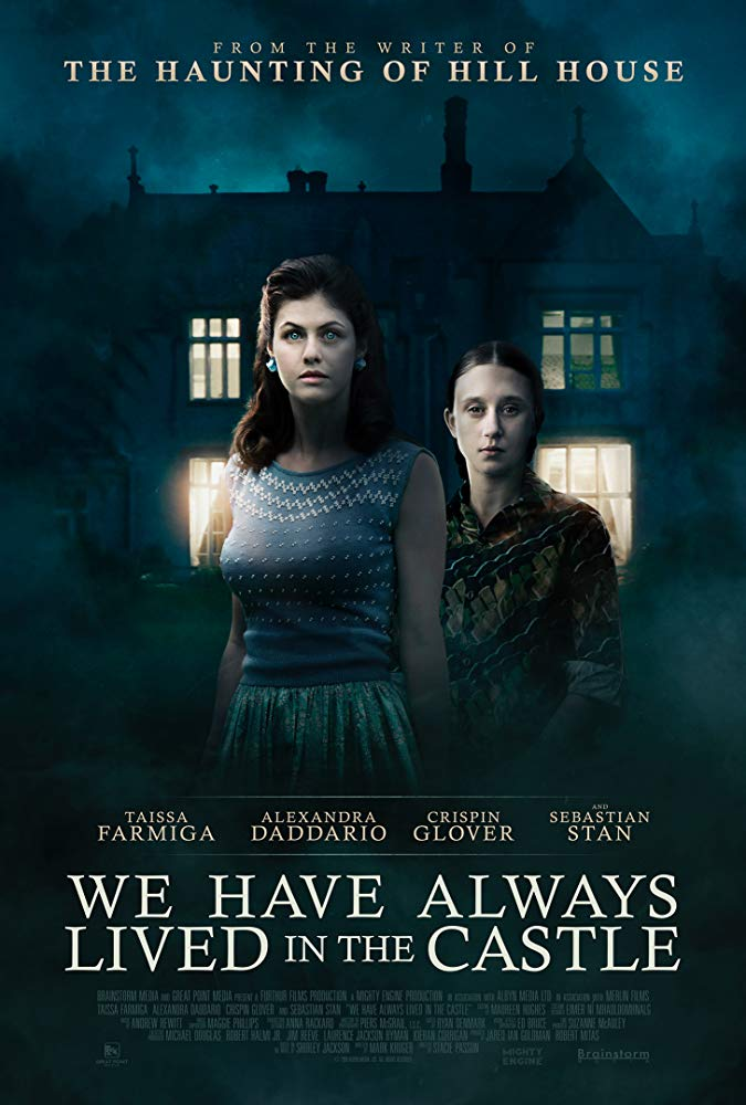"Movie Review: Family drama with a side of arsenic in ""WE HAVE ALWAYS LIVED IN THE CASTLE"" 