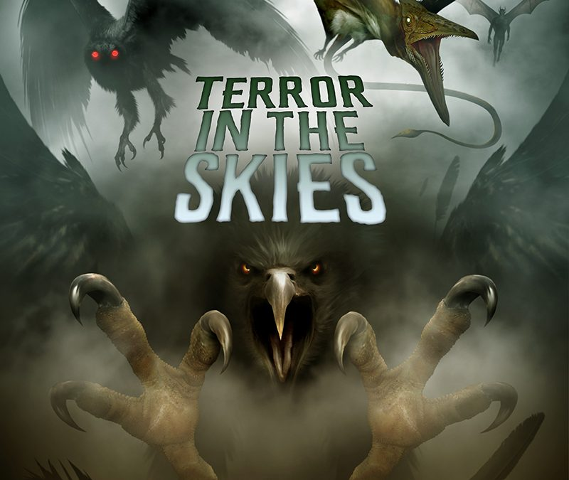 """Terror In The Skies"" Coming to Streaming Platforms This June"