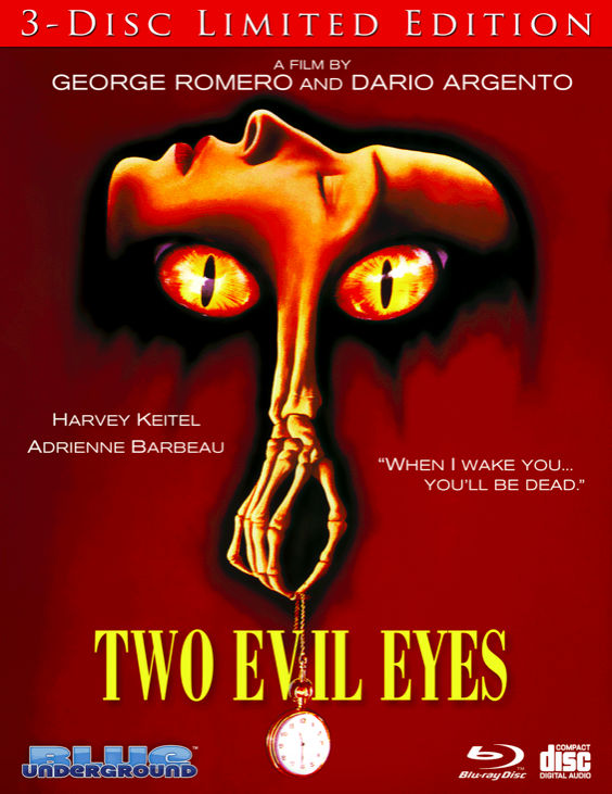 """Maestro Mash-Up """"Two Evil Eyes"""" Hitting Theaters And Blu-Ray This Fall"""