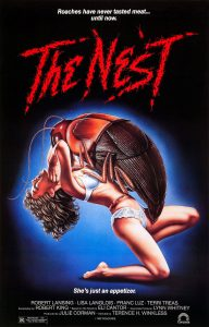 """The Rewind Zone: Roaches have never tasted flesh until """"The Nest"""" 