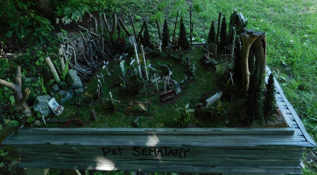 """Horror Express Studios Exhumes A Large Scale """"Pet Sematary"""