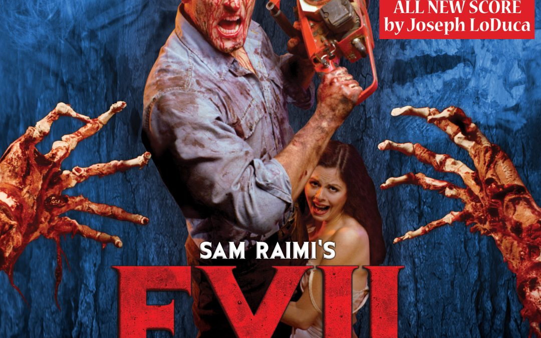 """Groovy! """"Evil Dead"""" Returning To Theaters in 4K!"""
