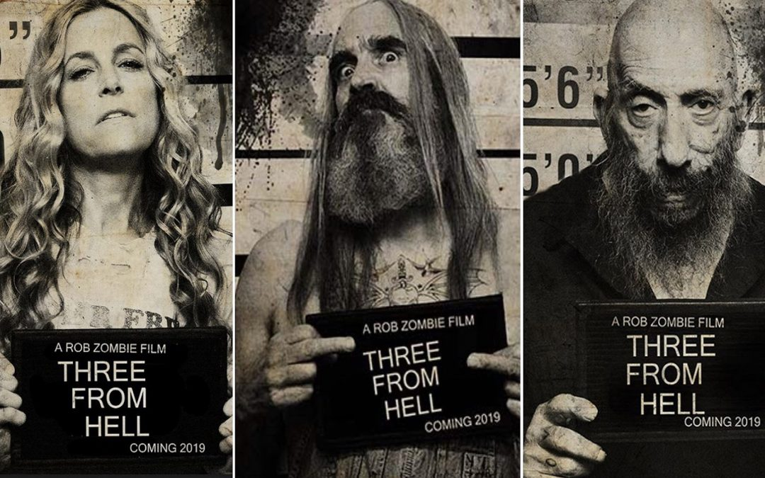 "REVIEW: ""3 FROM HELL"" (OR…ROB ZOMBIE CASHES IN)"
