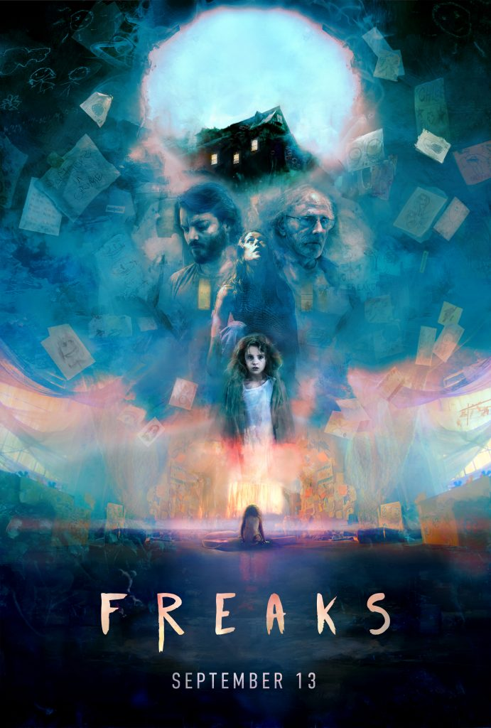 """New clips prepare you for the frightening and fascinating world of """"FREAKS"""" 