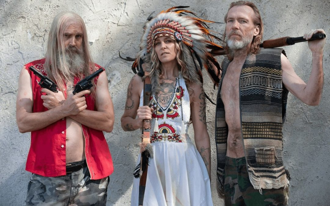"""Interview: Rob Zombie and Bill Moseley On """"3 From Hell"""""""
