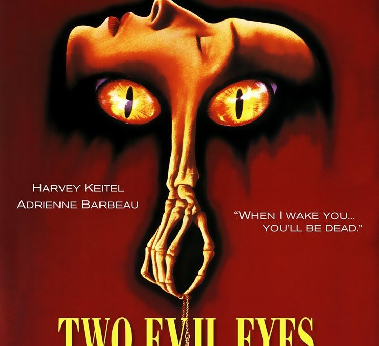 """Blu-Ray Review: Jeepers! These """"Two Evil Eyes"""" Are A Feast For The Peepers"""