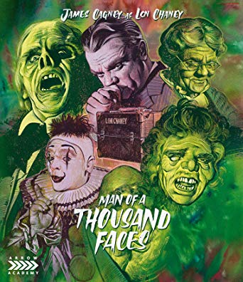 """Blu-ray Review: """"Man of A Thousand Faces"""" From Arrow Academy"""