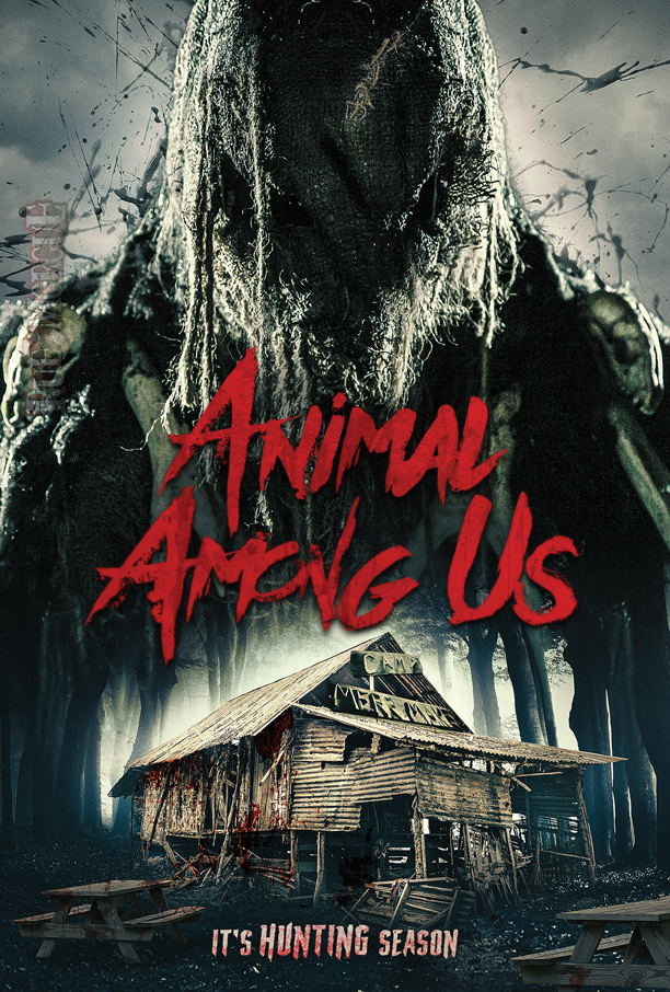 """Exclusive trailer and poster: There's an """"ANIMAL AMONG US"""" next month   Rue Morgue"""