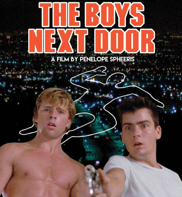 """Check The Locks, """"The Boys Next Door"""" Are Headed Your Way!"""