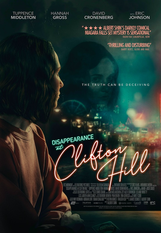 """Trailer appears for """"DISAPPEARANCE AT CLIFTON HILL,"""" with David Cronenberg   Rue Morgue"""