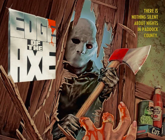 "Blu-ray Review: ""Edge of the Axe"" from Arrow Video"