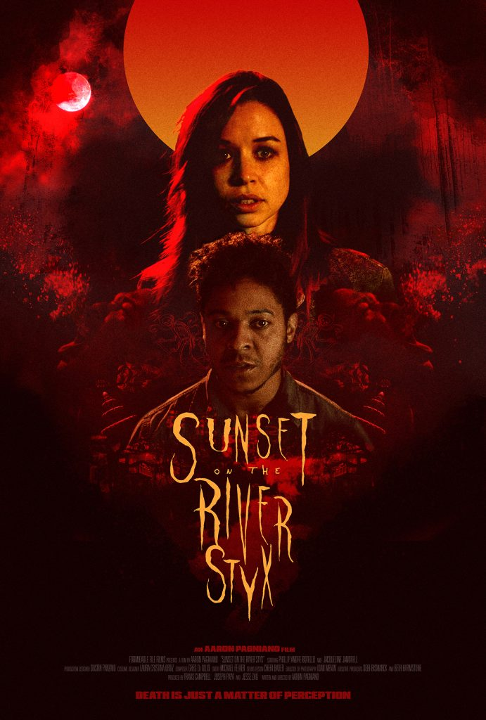 "Trailer, poster, premiere news: Romance and bloodsucking in ""SUNSET ON THE RIVER STYX"" 