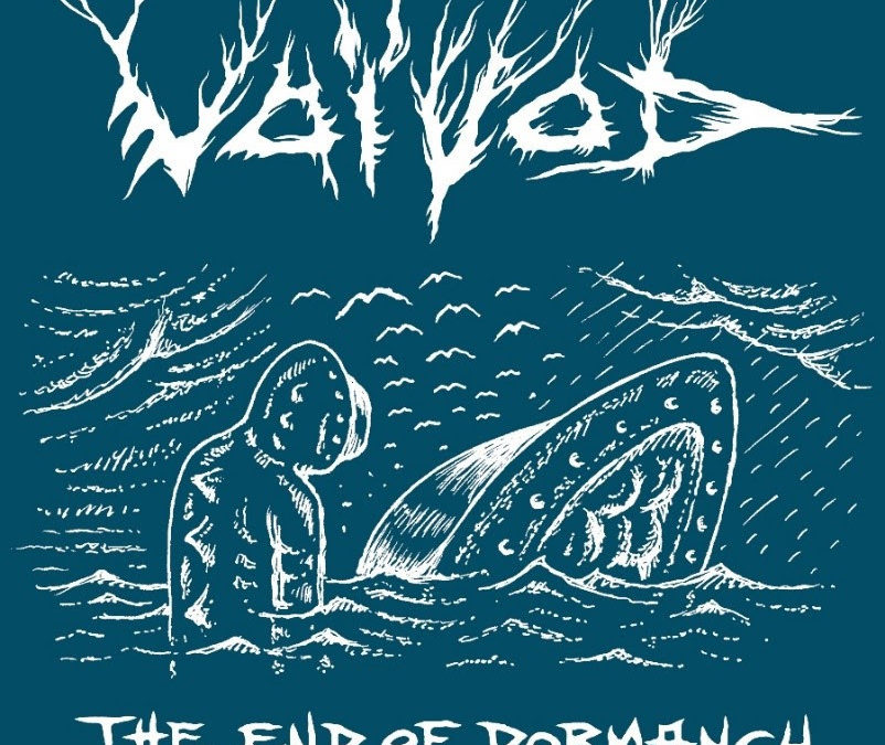 "VOIVOD LAUNCHES NEW SCI-FI HORROR VIDEO FOR ""THE END OF DORMANCY"""