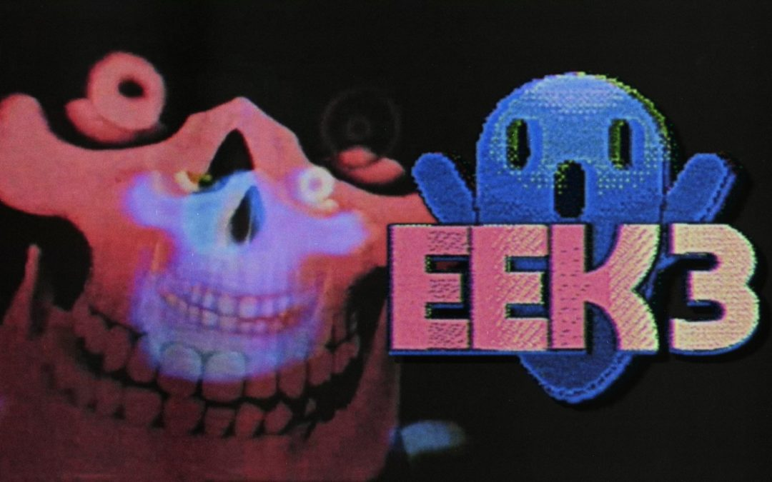"""Attend a virtual indie horror gaming expo with Haunted PS1's """"EEK3"""""""