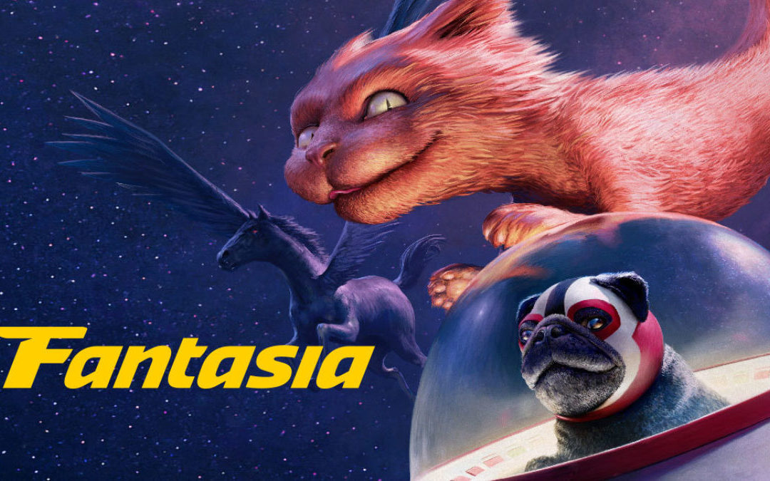 """Join Rue Morgue at Fantasia '20 Panel: """"Print's Not Dead"""""""