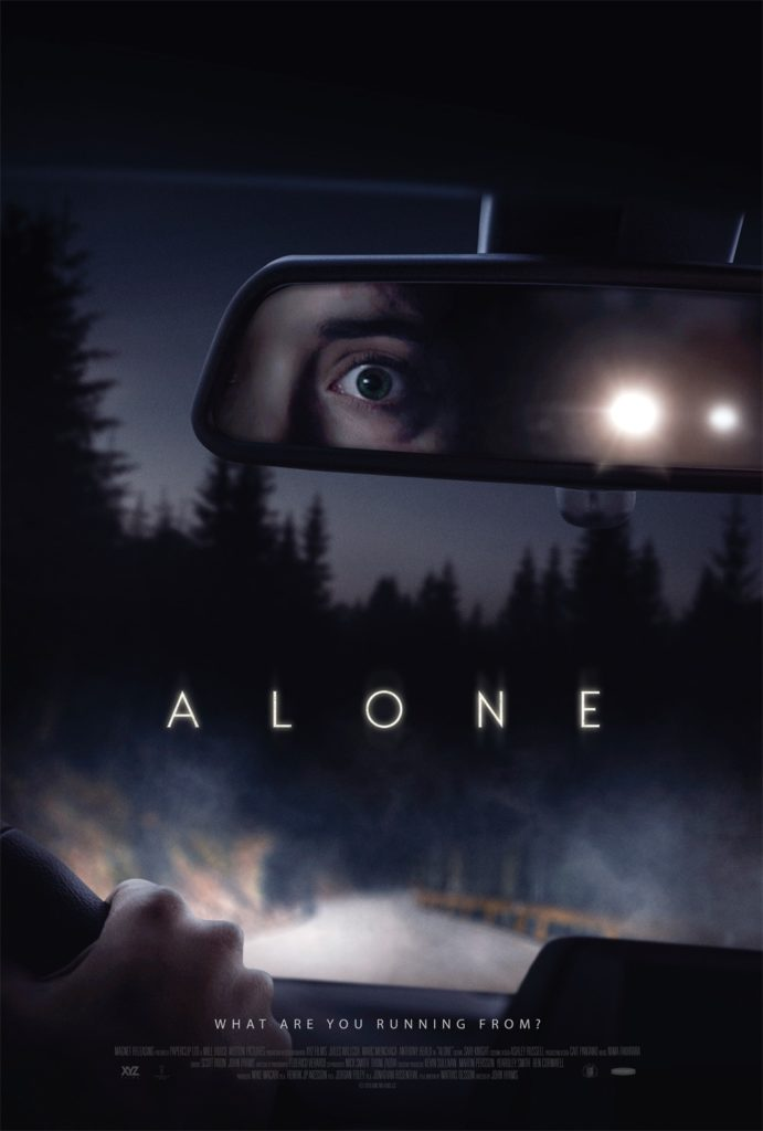 "Movie Review: Don't watch this one ""ALONE"" 