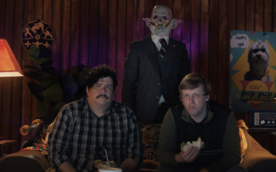 "Horror PSA ""Gorgar"" Is Here To Remind You What's At Stake On Election Day"