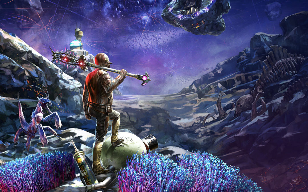 """Game Review: """"THE OUTER WORLDS: PERIL ON GORGON"""""""