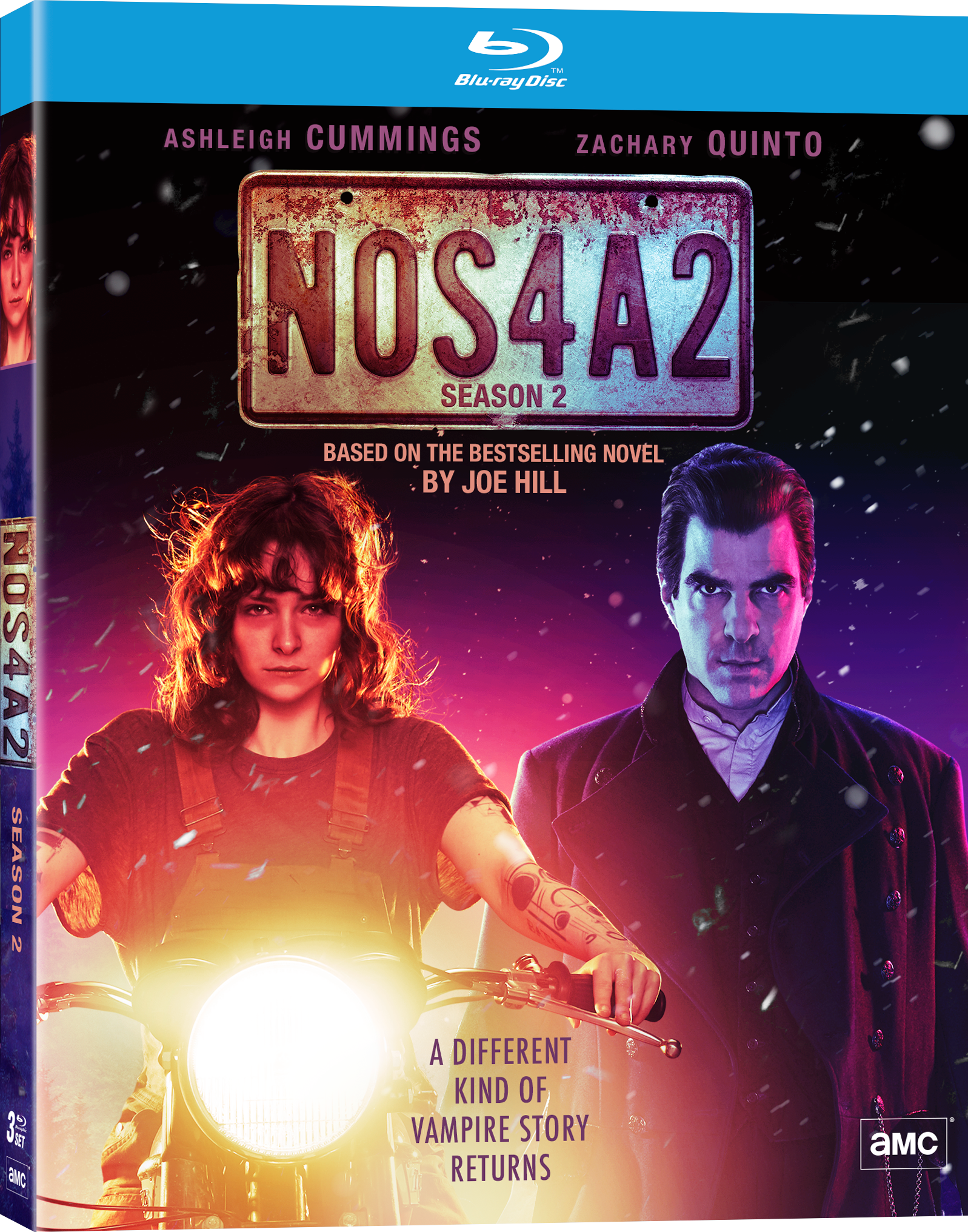 "Grab A Subscription; Win ""NOS4A2"" Season 2 On Blu-ray"